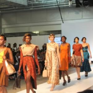 Africa Fashion Weekend Catwalk