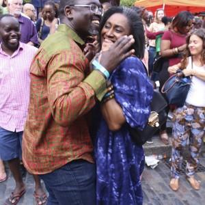 Africa in Covent Garden Dancers1
