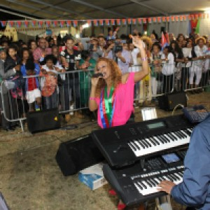 Eritrea Anniversary 2015 Singer