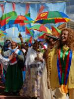Annual Eritrean UK Festival 2015  Entertainer