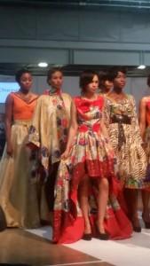 Africa Fashion Weekend London 2015