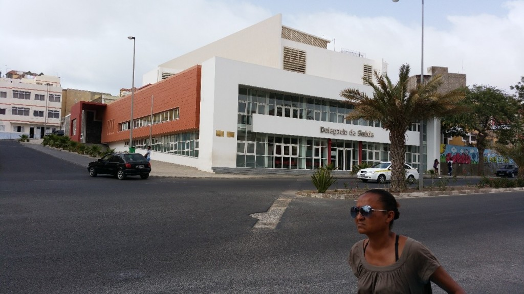 Department of Health, HQ, Mindelo – built circa 2013
