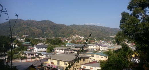 Belmont, Trinidad - originally called Freetown