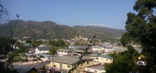 Belmont, Trinidad - originally called Freetown