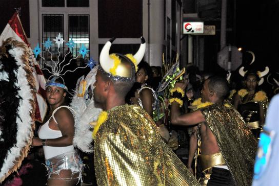 Carnival Mindelo 2016