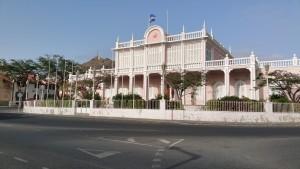 People's Palace, Mindelo, Sao Vicente