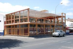 Ote Level, bar and restaurant, Laginha, Mindelo, Sao Vicente