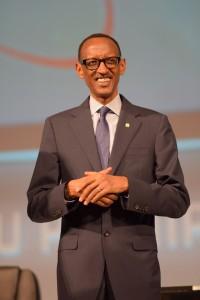 Rwanda President, Paul Kagame